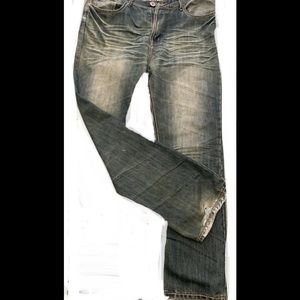 Mens deported jeans